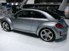 2013 VW Beetle R 4