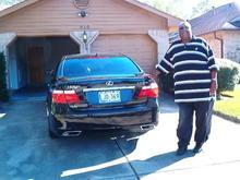 Rev's Car