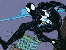 91826 black spider man