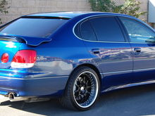 2000 SuperCharged GS300 SBM