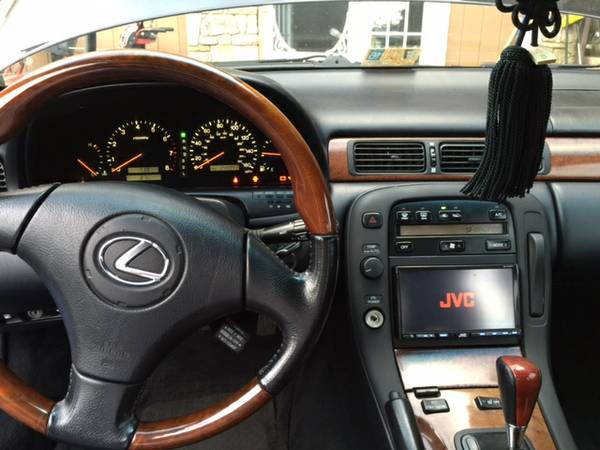 VA 98 SC300 with 99-00 black interior - ClubLexus - Lexus ...