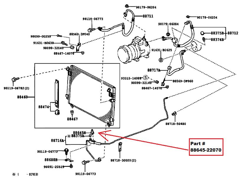 03 Gs300 Ac Compressor Problem