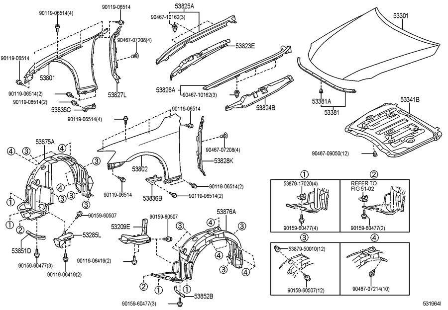 2006 lexus is250 parts diagram  u2013 periodic  u0026 diagrams science