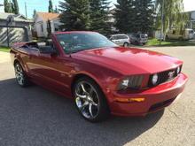 2005 Redfire Mustang GT