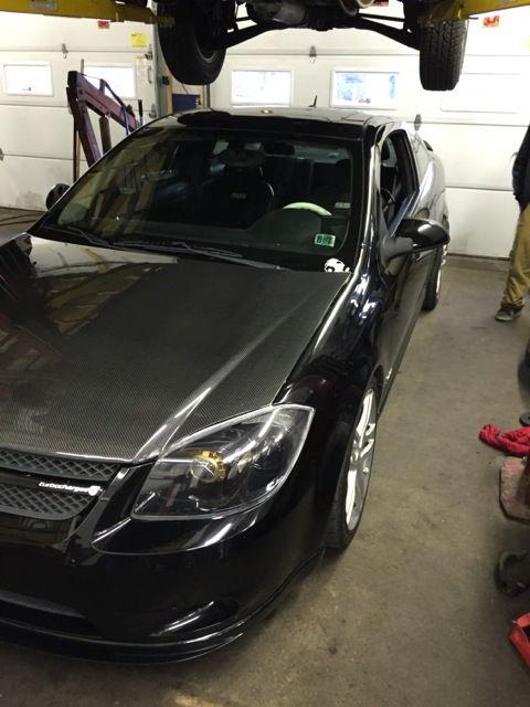 Garage Sale Lnf 6262 Turbo Kit Carbon Fiber Hood Clutch