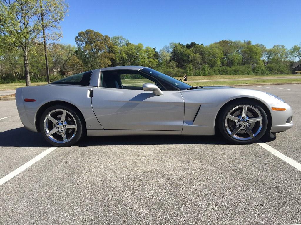 New Chevrolet Corvette Huntsville >> FS: 2007 Corvette, Silver, Z51 pkg, 6 spd, 45K miles - CorvetteForum - Chevrolet Corvette Forum ...