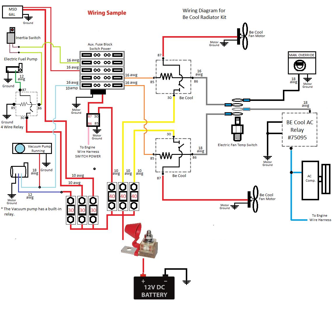 Wiring Diagram - Corvetteforum