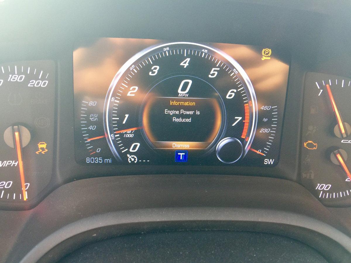 Vitesse Throttle Controller issue - CorvetteForum - Chevrolet
