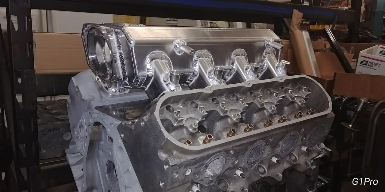 Goertz1 Sheet Metal Intake Manifolds Ls1tech Camaro