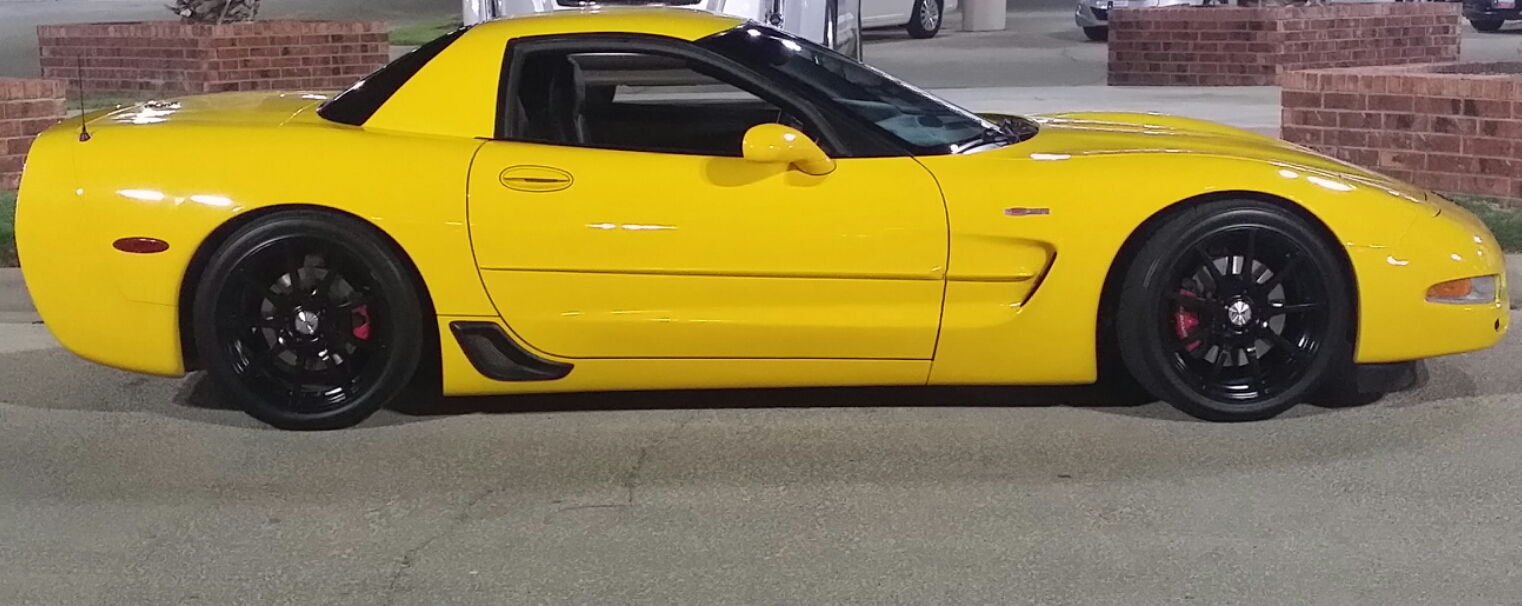 2002 Corvette Z06 For Sale Corvetteforum Chevrolet