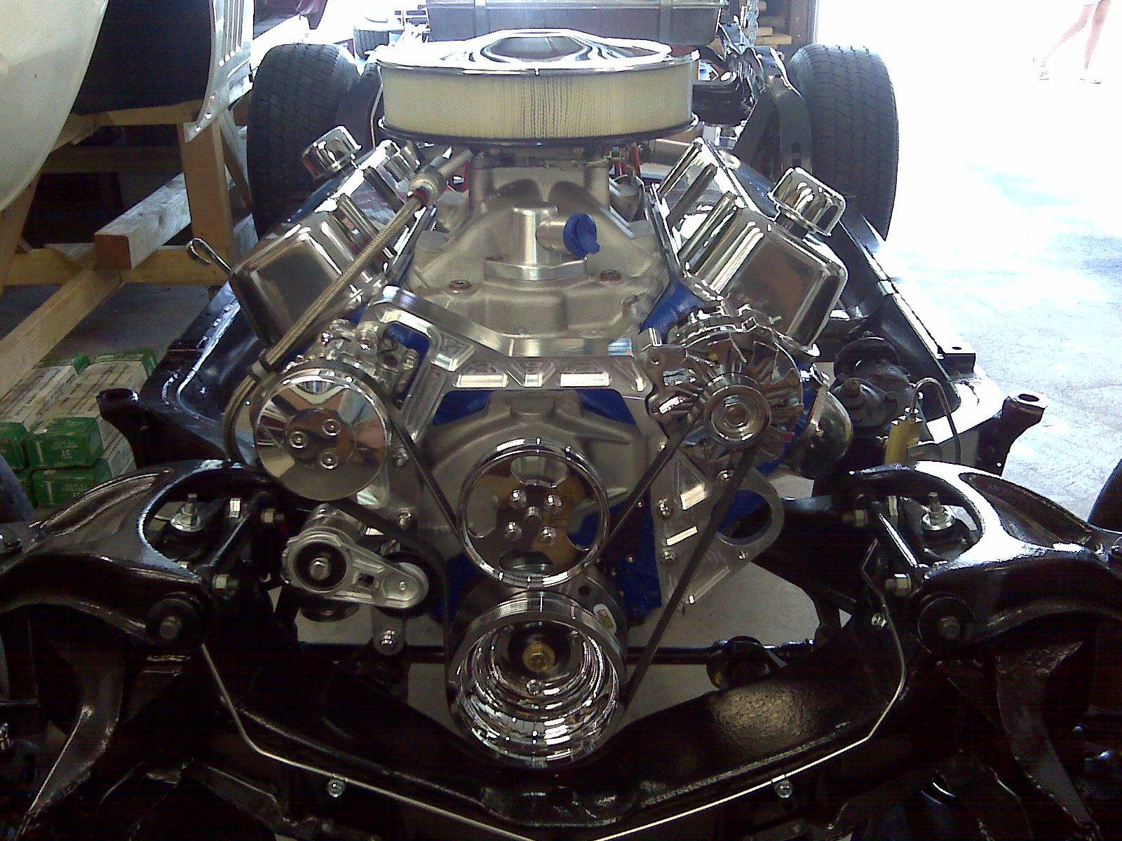 Serpentine Set Up on a C3 - CorvetteForum - Chevrolet
