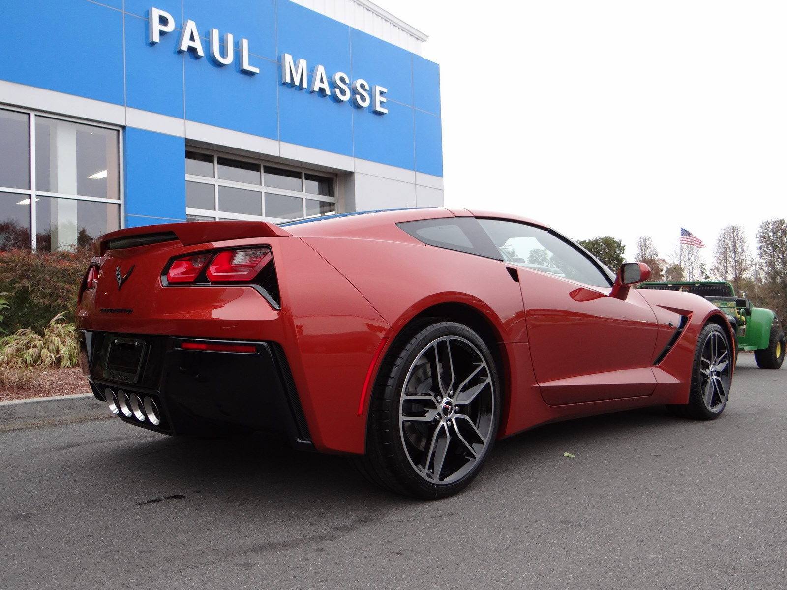 Paul Masse Chevrolet >> Paul Masse Chevy - CorvetteForum - Chevrolet Corvette ...