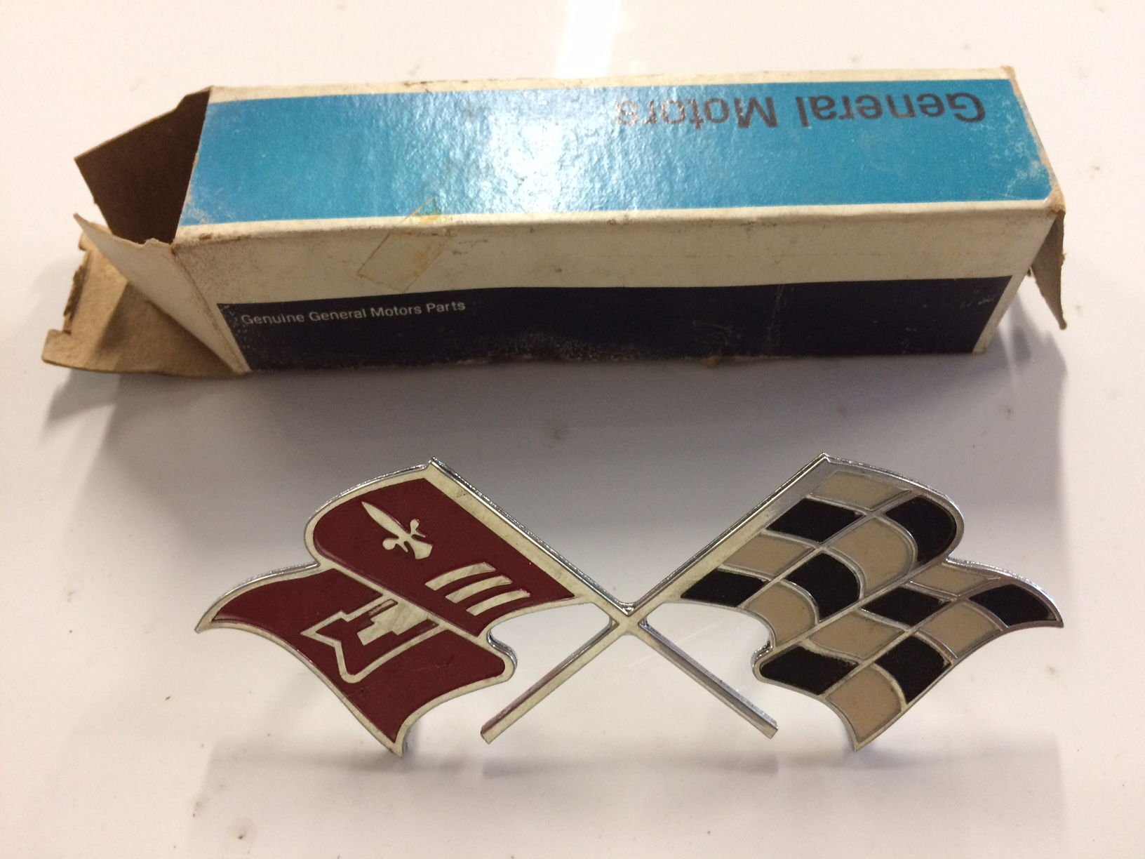 Fs For Sale 1956 57 Emblems Nos In Gm Packaging