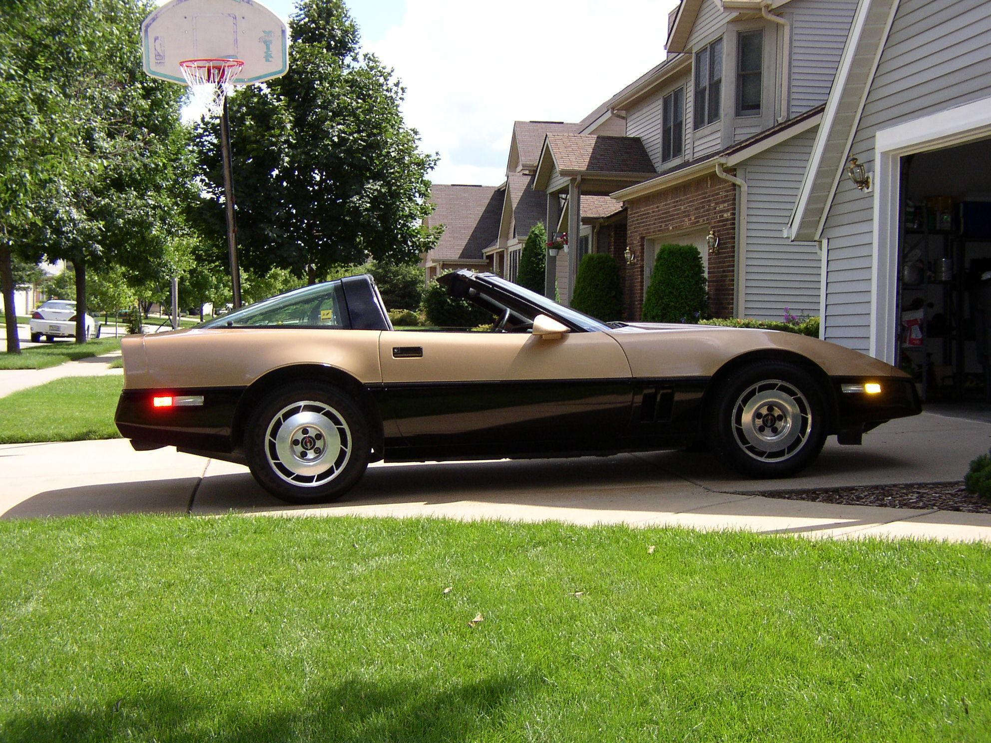 Gold Vehicle Wrap Corvetteforum Chevrolet Corvette Forum