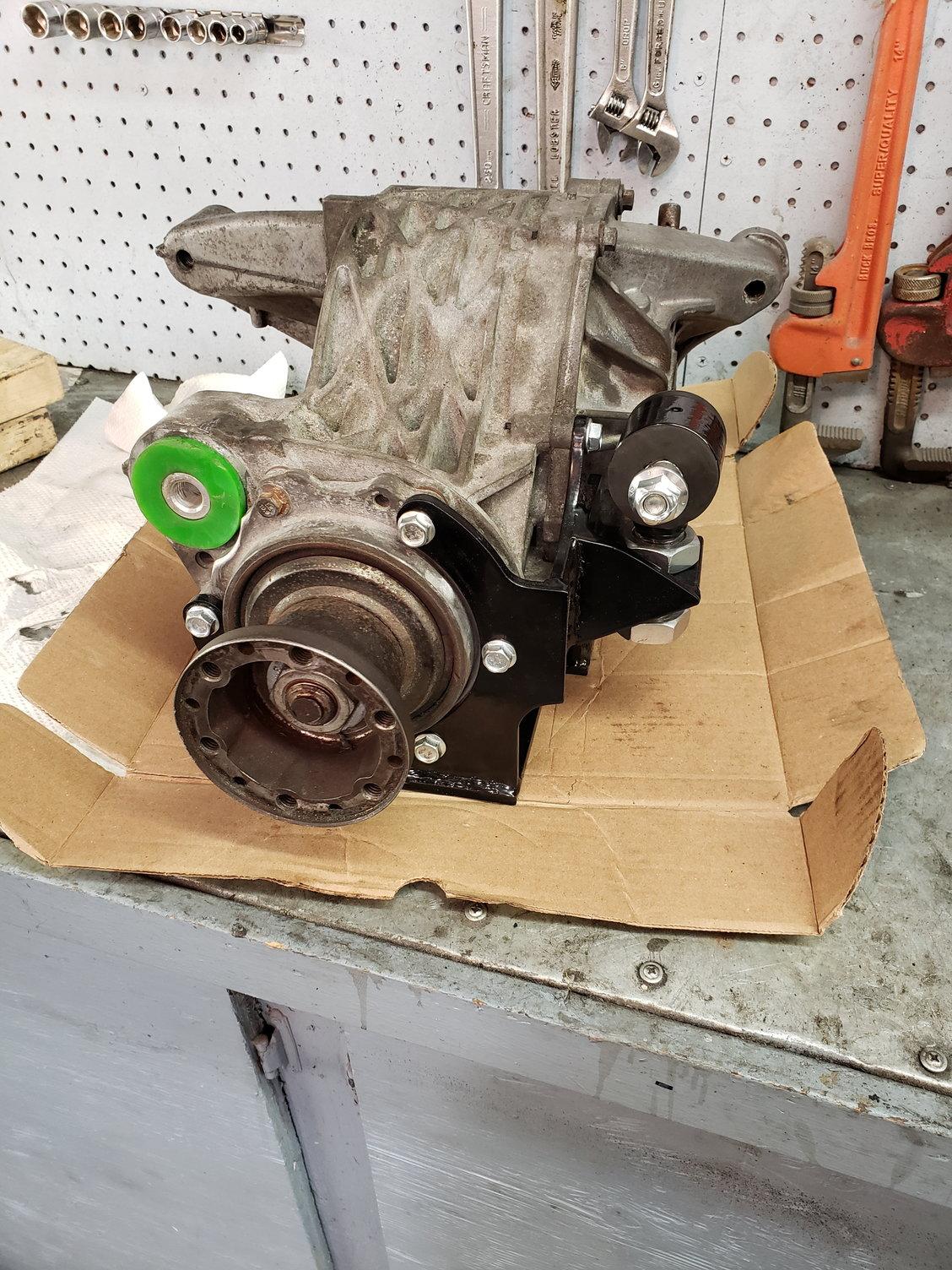 05' CTS-V rear suspension rebuild  - CorvetteForum