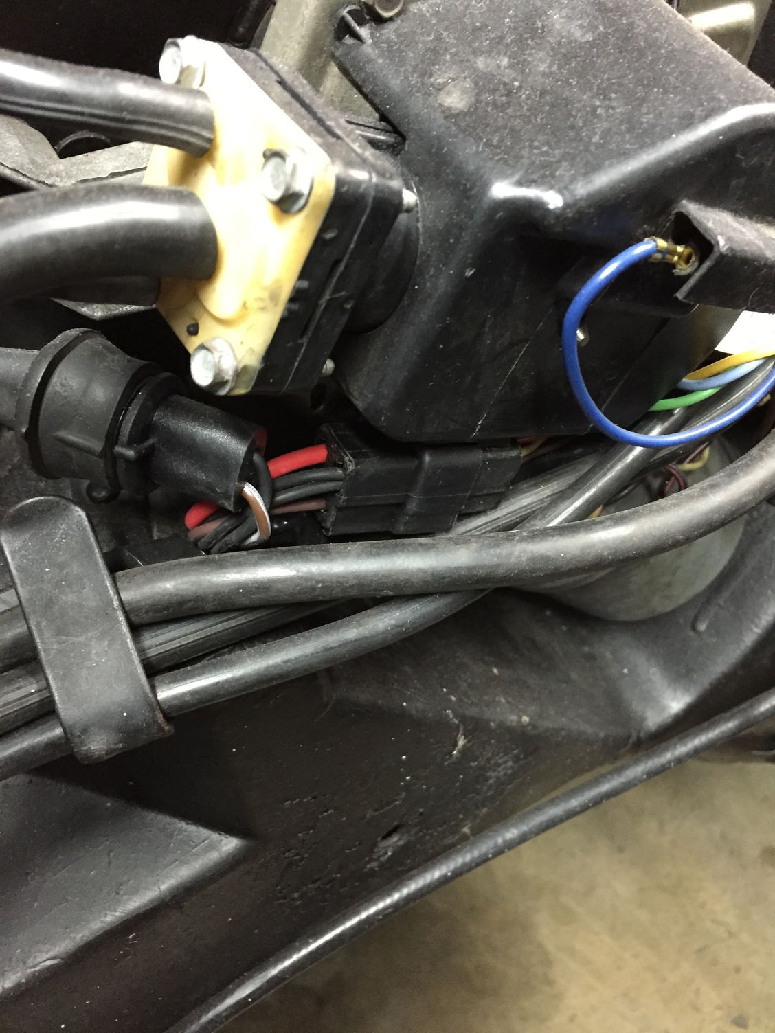 1968 Engine Compartment Wiring Help