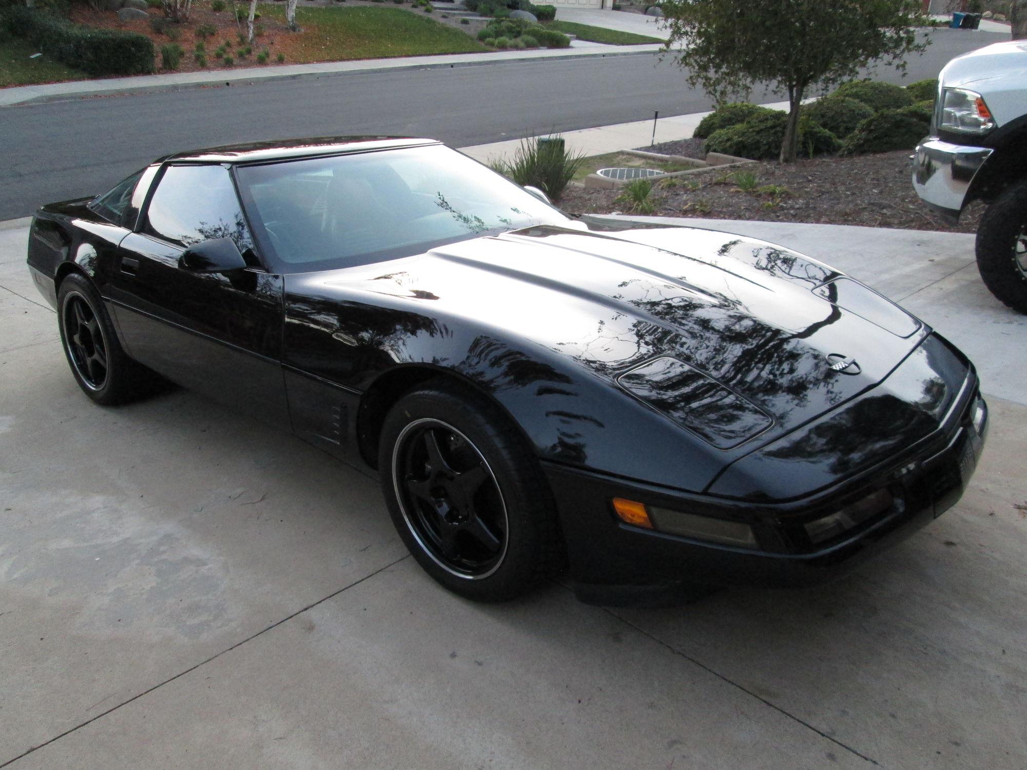 c4 corvette for sale in texas autos post. Black Bedroom Furniture Sets. Home Design Ideas