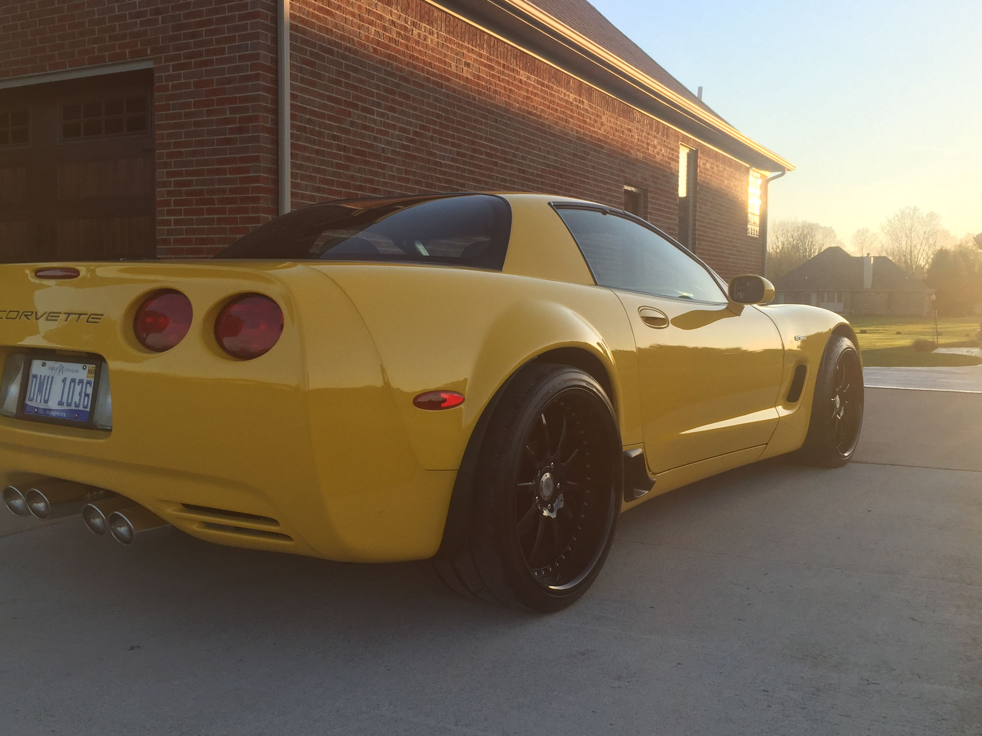 Used Corvettes For Sale In Michigan >> FS (For Sale) Z06 ligenfelter /wide body / 360 forged wheels - CorvetteForum - Chevrolet ...