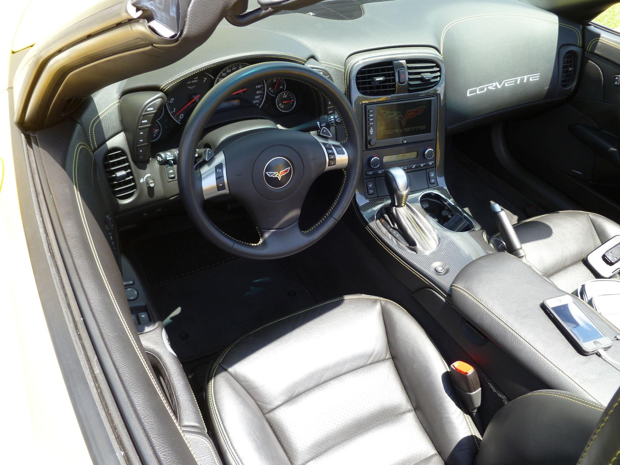 Fs For Sale 2011 Chevrolet Corvette Grand Sport Convertible 2 Door 4lt Palm Bay Fl