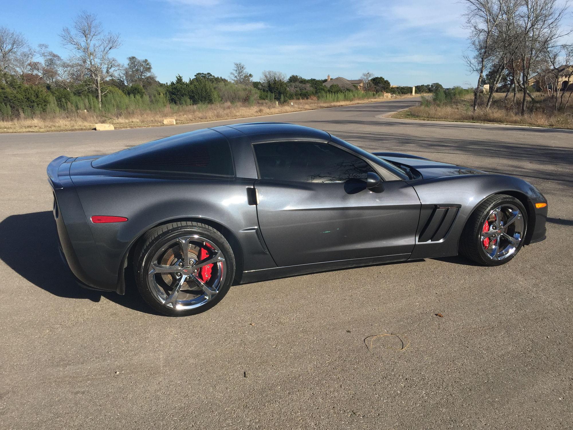 2012 Corvette Grand Sport A6 487rwhp Corvetteforum