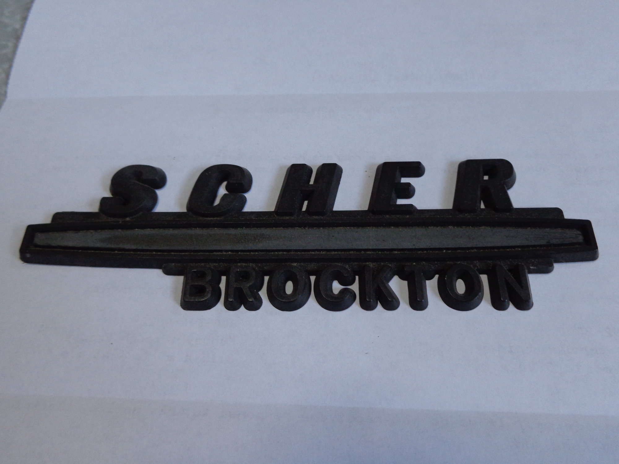 Wtb Want To Buy License Plate Frame Scher Chevrolet
