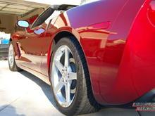 Corvette # 14