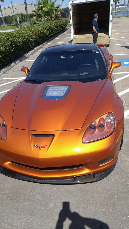 Atomic Orange Zr1 Tx Corvetteforum Chevrolet
