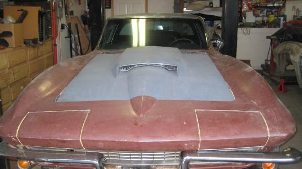 WTB (Want To Buy) WTB - 1967 project Car - big block