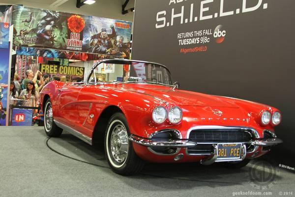 C1 agents of shield corvette up for sale - CorvetteForum