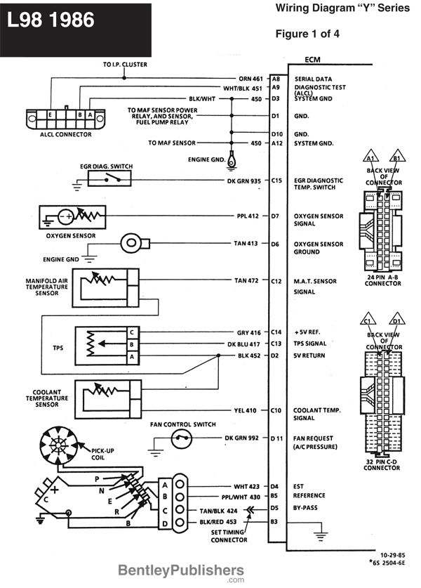 1987 Corvette Distributor Wiring House Diagram Symbols \u2022rhwiringdiagramnewstoday: 1986 Corvette Distributor Wiring Schematic At Gmaili.net