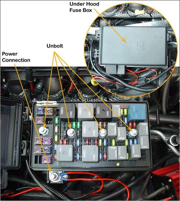 c6 corvette fuse box wiring diagram schematicsc6 fuse box cover owner  manual \u0026 wiring diagram