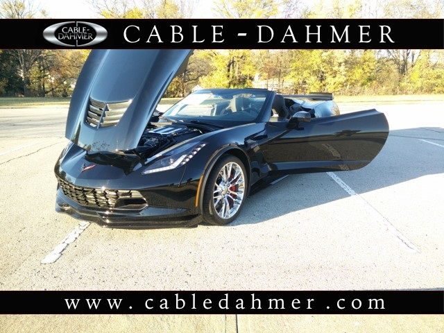 Cable Dahmer Chevrolet >> Get Your 2016 or 2017 Corvette at Cable-Dahmer Chevrolet ...
