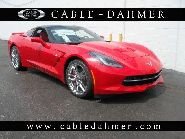 Cable Dahmer Chevrolet >> Corvette Inventory at Cable-Dahmer Chevrolet - CorvetteForum - Chevrolet Corvette Forum Discussion