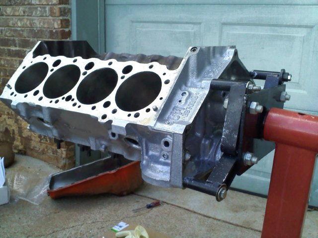 383 engine build for 1976 corvetteforum chevrolet corvette back from the machine shop malvernweather Choice Image