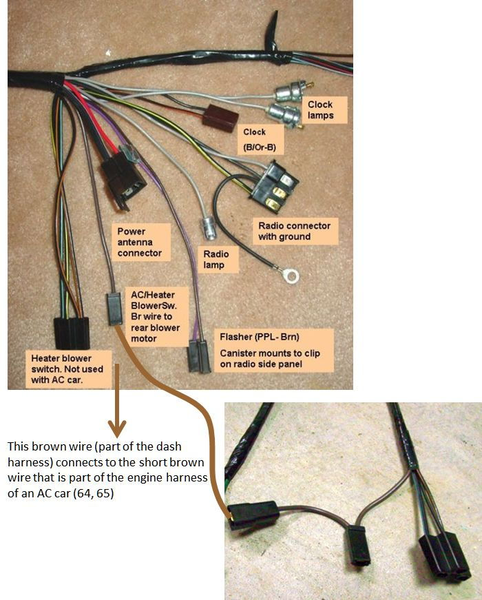 C2 Wiring For Rear Blower Motor 1965 Coupe Corvette. I Hope The Below Help To Clarify Connections And Not Muddy Waters. Corvette. 1965 Corvette Power Antenna Wiring Harness At Scoala.co
