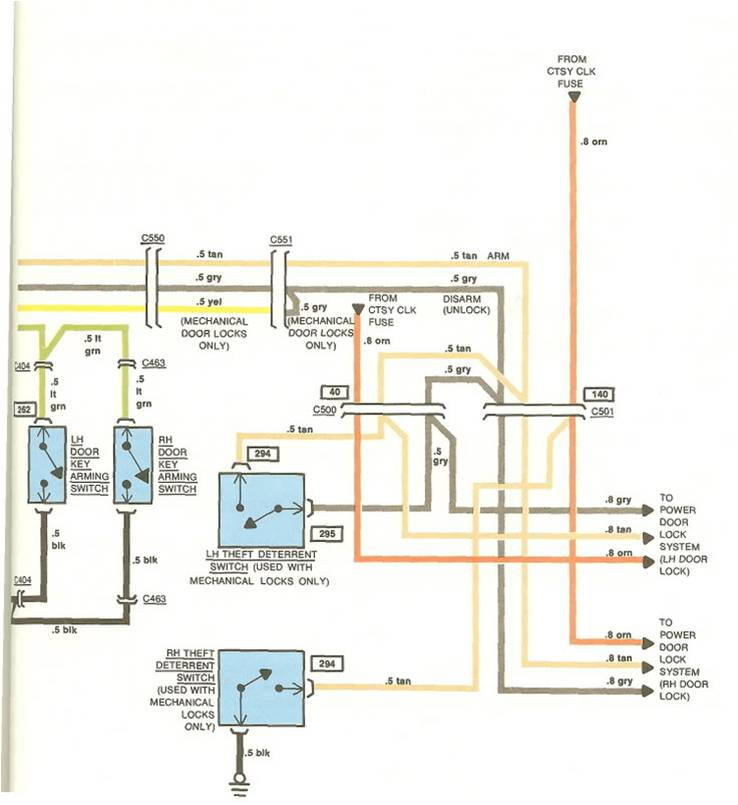 80 1981alarm_antitheftsystem_2_a70e64d4e9ac928e1e6cd3ad3b0417e88c9791cc original c3 alarm system page 2 corvetteforum chevrolet c3 corvette wiring diagram at crackthecode.co