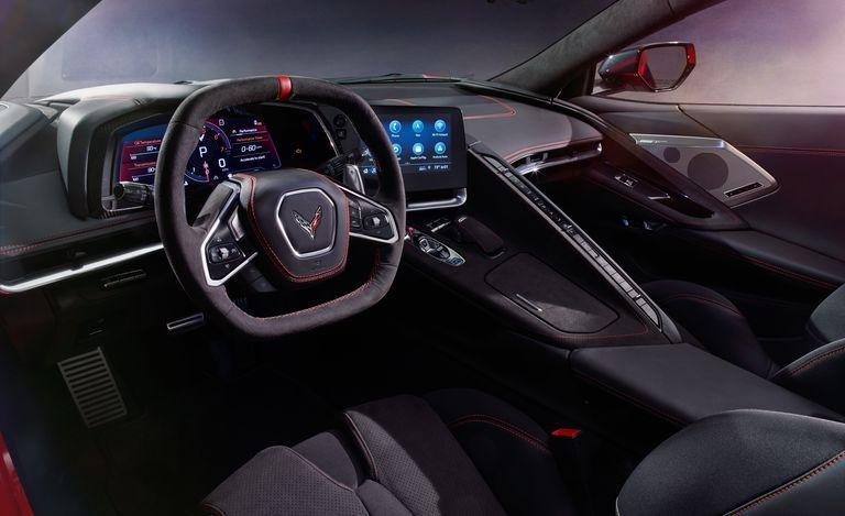 C8 does have Fiero design features!! - CorvetteForum ...
