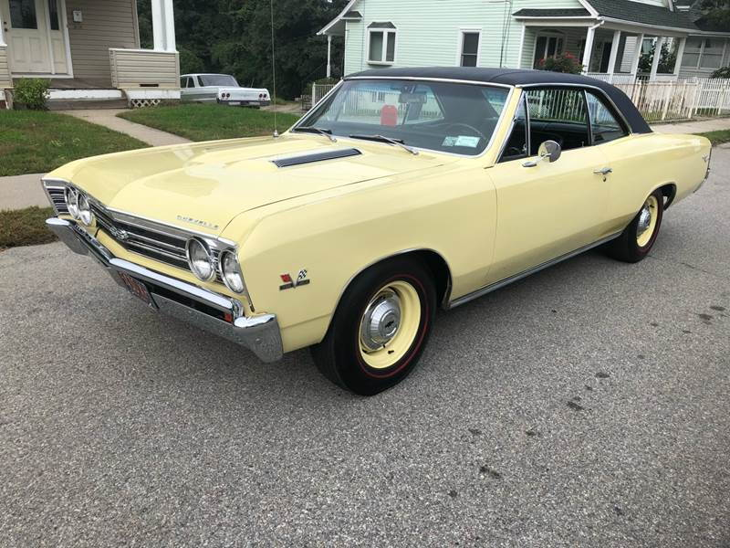 WTT (Want To Trade) 1967 Chevelle Tribute SS Trade for