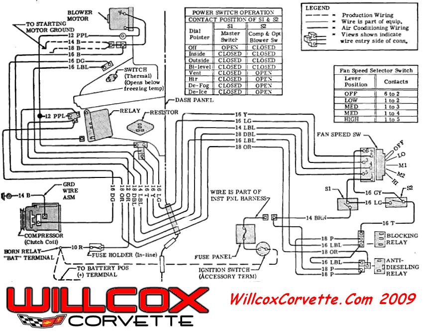 Questions about blower - CorvetteForum - Chevrolet ...