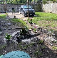 Texas Clay Bog- adding filler