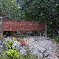 Welcome to Te Puna Quarry Park