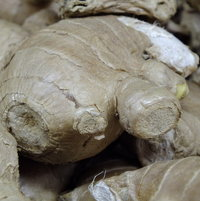 Ginger (product from Thailand)