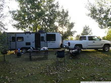 camping Labour day