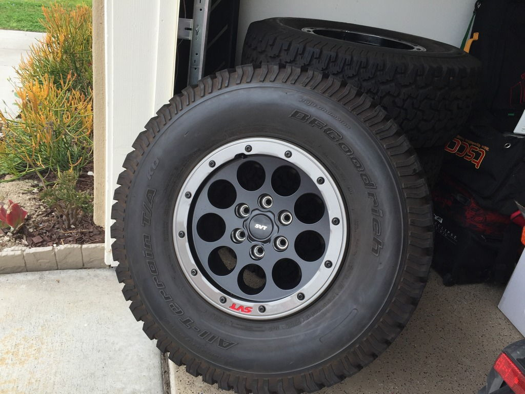 Ford F150 Tire Size >> Southwest 2014 ford raptor special edition parts - se wheels & tires, front fenders, bedsides ...