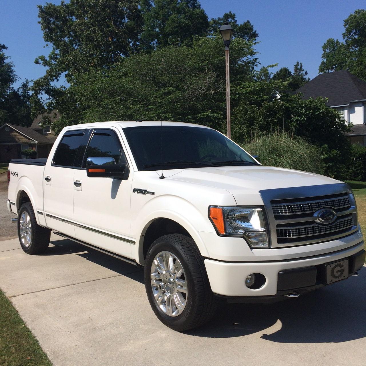 Truck Platinum: The Platinum Club