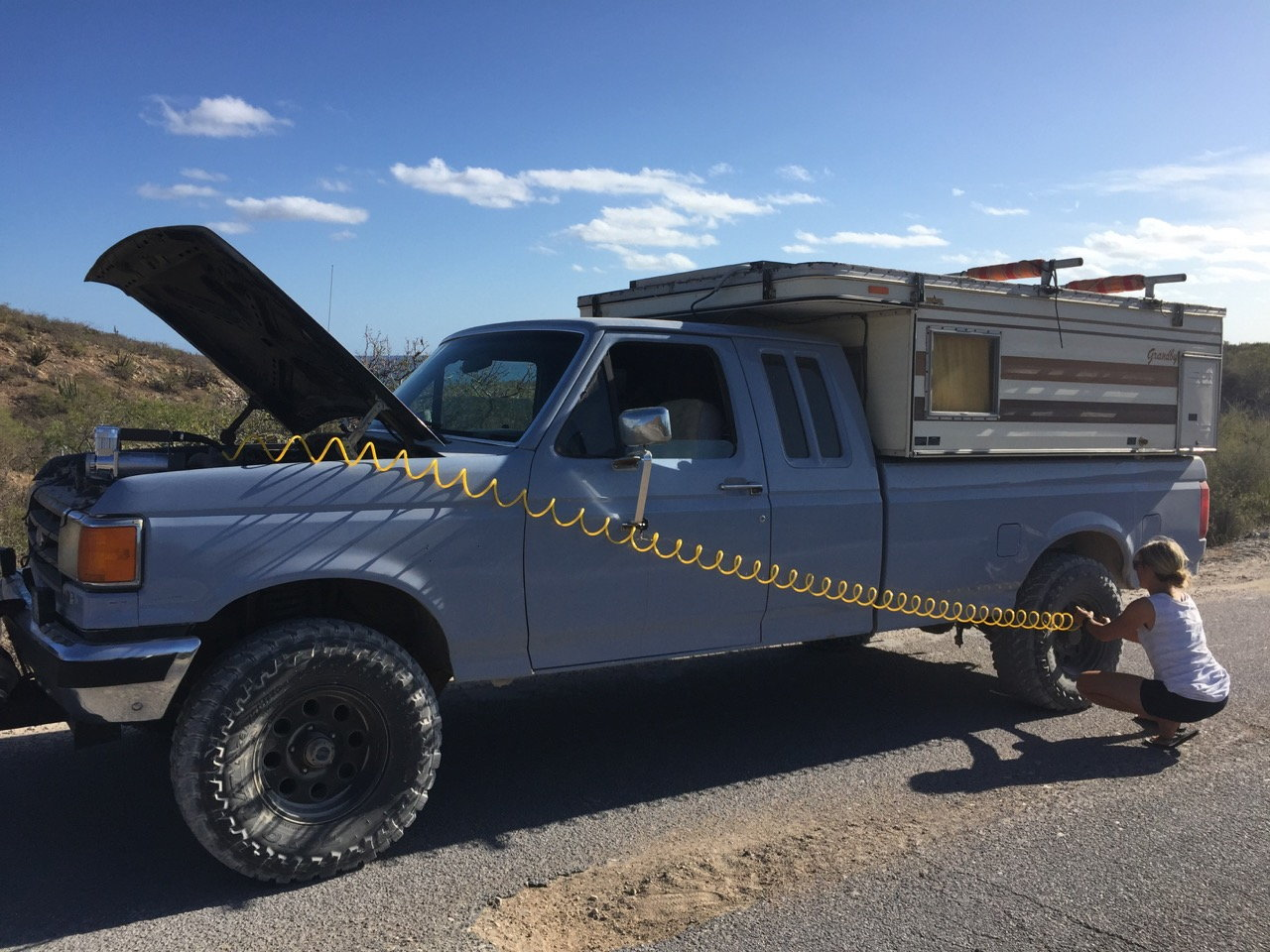 1991 F150 Alignment (negative camber?) - Ford F150 Forum - Community
