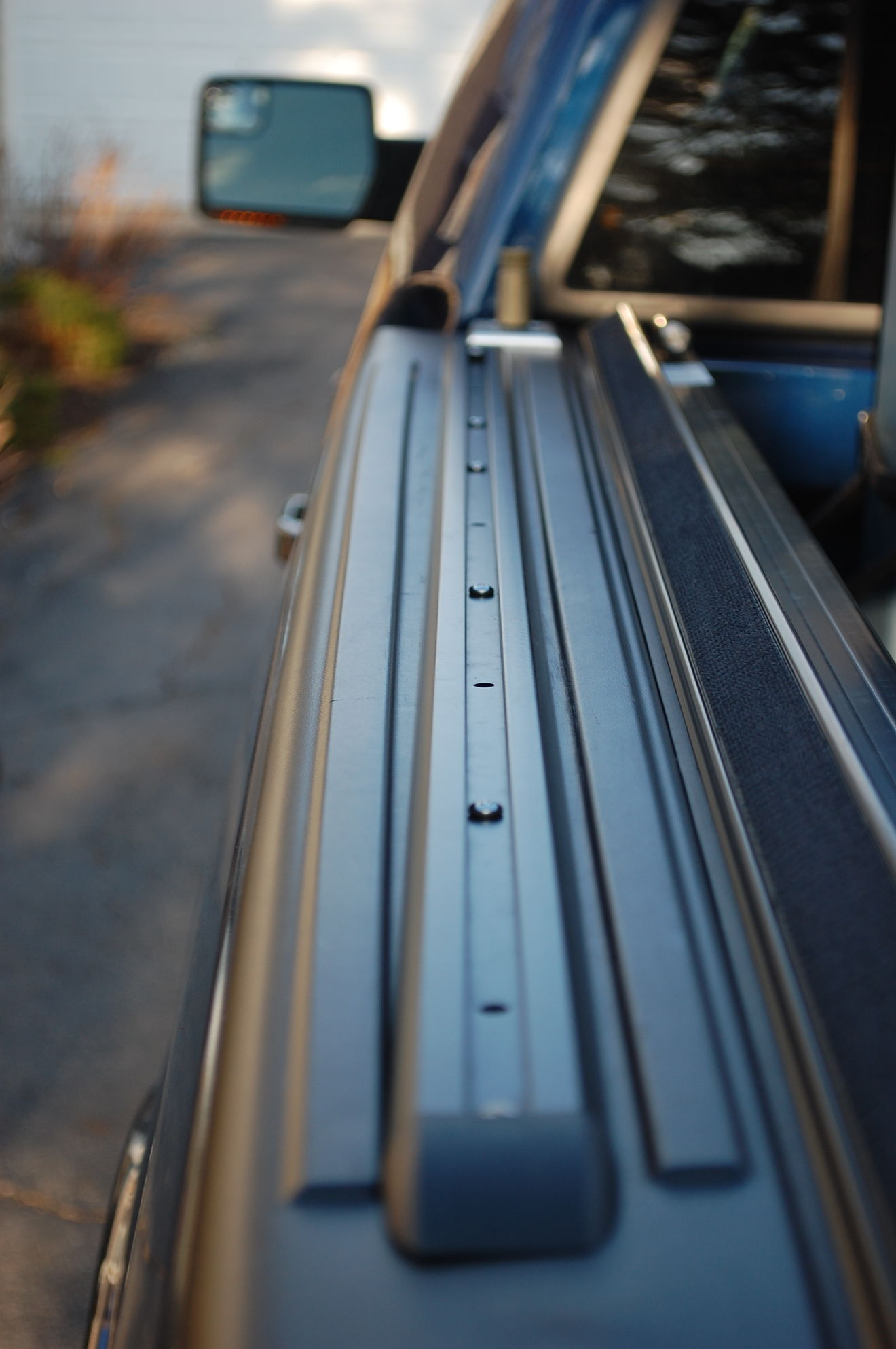 Bed Rail Covers Mounting Yakima Tracks Ford F150 Forum