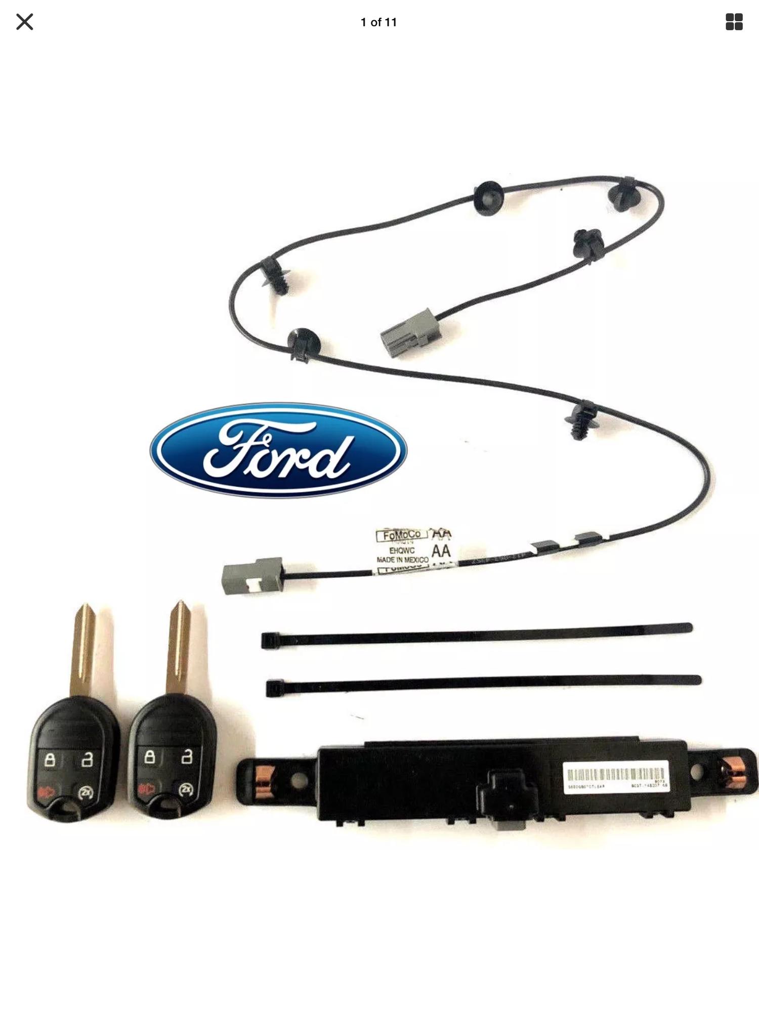 Rfr Antenna Kit DA8Z-15603-A Genuine Ford Remote Start