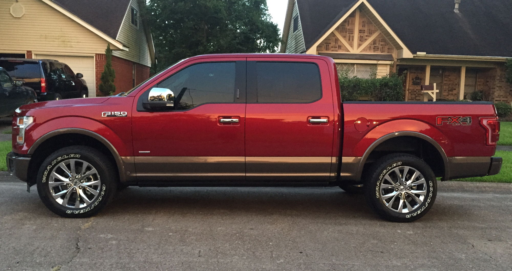 Location Also 2015 Ford F 150 Platinum Ruby Red Elsavadorla
