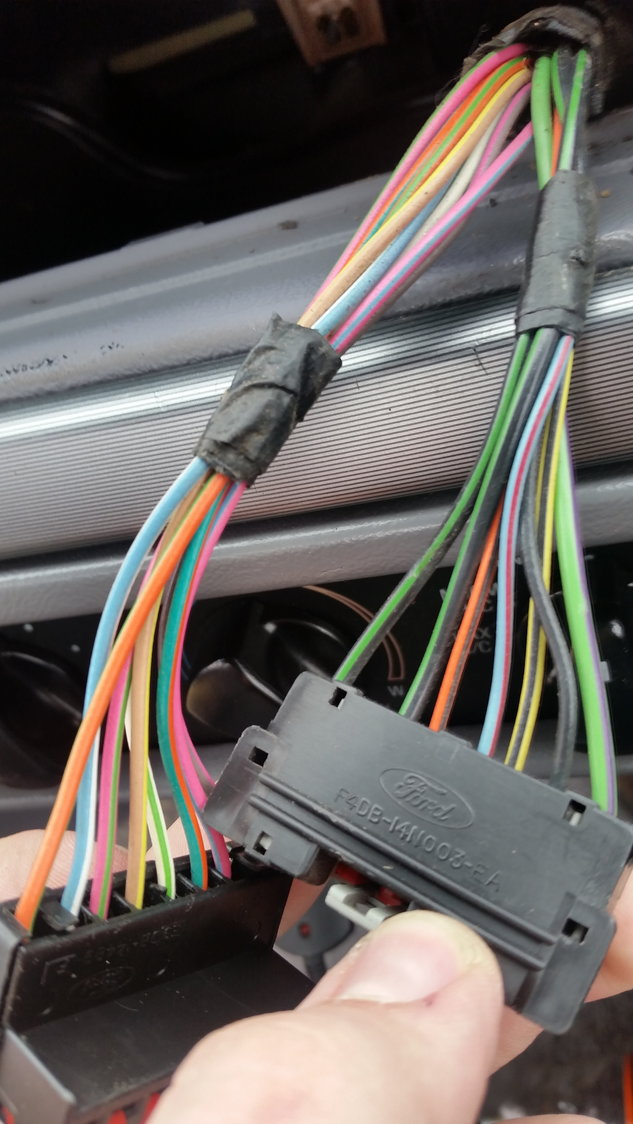radio wiring diagram - ford f150 forum - community of ford truck fans  ford f150 forum
